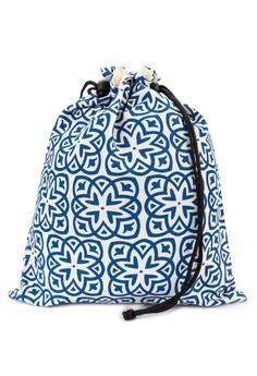 Moroccan Tile Shoe Bag