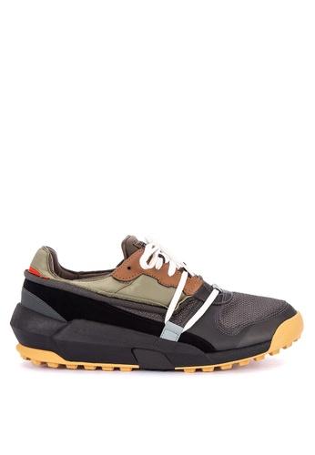 Onitsuka Tiger multi Admix Runner Slip-On Sneakers C124ASHA723E95GS_1