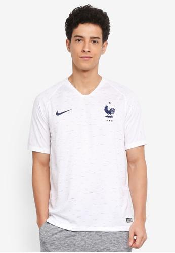 Nike black and white Men's Nike Breathe FFF Away Stadium Jersey 55E95AA7D91D9CGS_1