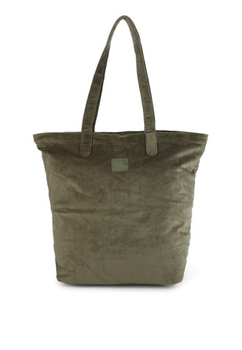 Herschel green Mica Tote - Corduroy CD5CFAC9DEC2F3GS_1