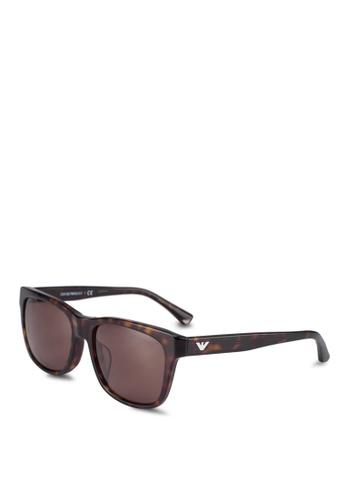 Emporio Armani brown Essential Leasure EA4041F Sunglasses 5A59CGL19BD69BGS_1