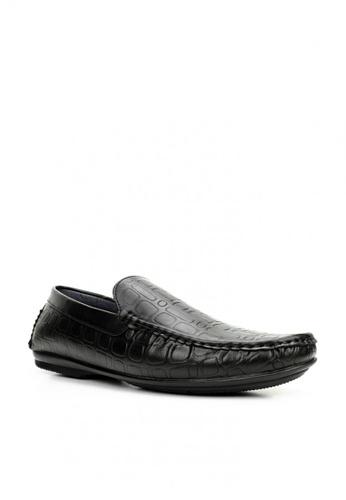 Mario D' boro Runway black MS 43645 Black Casual Shoes F198ESH9270D1CGS_1