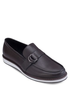 CN-Strap Loafers