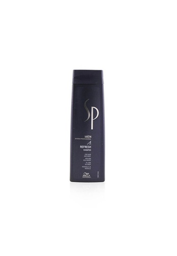 Wella WELLA - SP Men Refresh Shampoo (For Hair and Body) 250ml/8.45oz 938B1BE4C69817GS_1