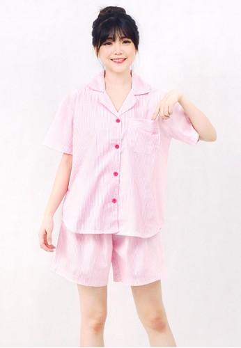 Pajamalovers Hareta Pink