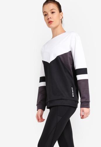 Calvin Klein multi Gunmetal/Black Pullover - Calvin Klein Performance 32641AADCDE657GS_1
