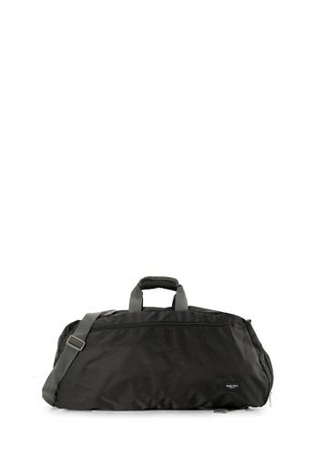 SEMBONIA black SEMBONIA Nylon Duffel Bag (Black) 3B4C6AC21C18BDGS_1