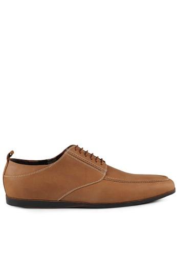 S.Baldo brown Dario Shoes SB324SH46CYVID_1