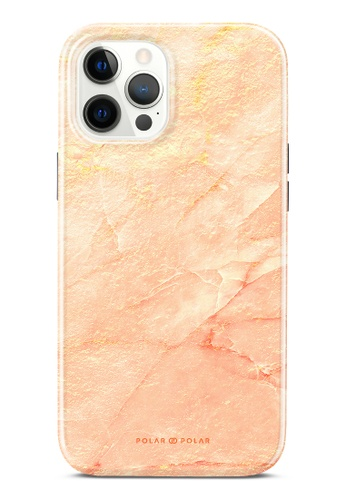 Polar Polar pink Sunset Dual-Layer Tough Case Glossy For iPhone 12 Pro Max 32D98AC7240BB0GS_1