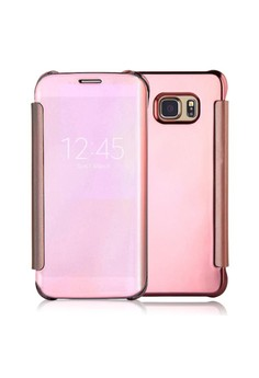 Clear Mirror View Cover for Samsung Galaxy S7 Edge