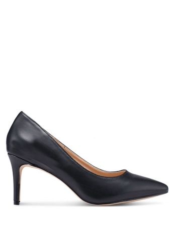 Nose 黑色 Pointed Toe Heel Pumps 82C65SHB705E65GS_1
