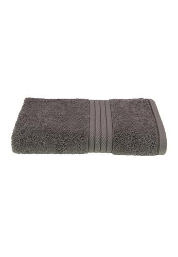 Charles Millen SET OF 2 Charles Millen Suite Collection 100% Combed Cotton Pace Bath Towel 60 x 120cm ( 320g ). 8B3CFHLD714C43GS_1