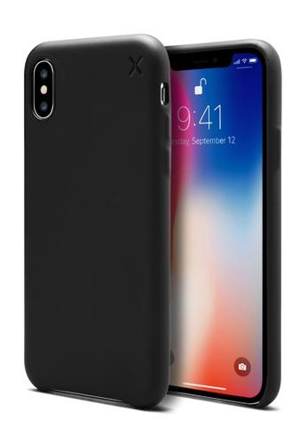 Casetify black Casetify X Essential Snap Case for iPhone X 3CB69AC73DE5E4GS_1