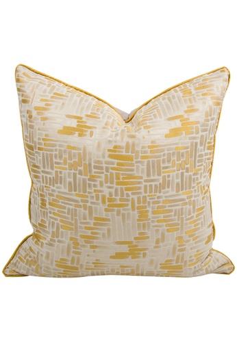 Maison Curio Martin Cushion Lemon 9258AHL56ACE8CGS_1