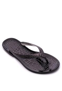 Aiza Flat Slides