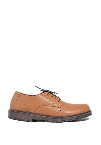Dr. Kevin brown Dr. Kevin Men Formal & Casual Shoes 13309 - Camel DR982SH0URXOID_1