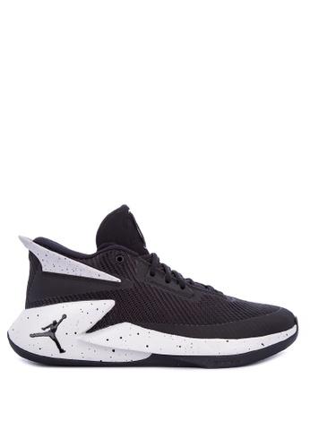 Nike black Men's Nike Jordan Fly Lockdown Basketball Shoes  38A85SH2C1DCBFGS_1