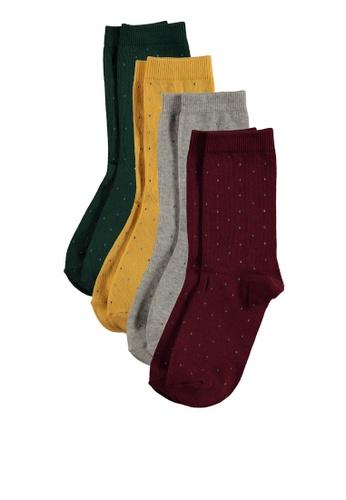 LC Waikiki multi Multipack Boys Socks 31421KA7CD56B5GS_1