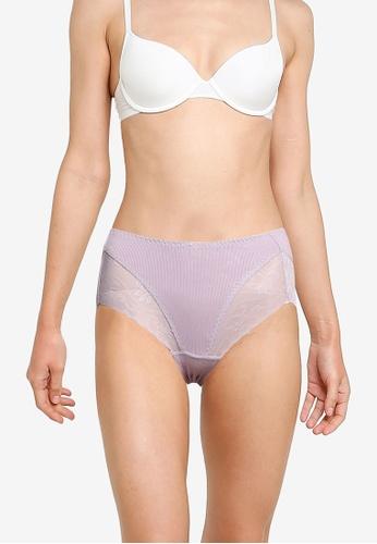 Impression grey Seamless Fashion Panties 916BBUS58C4BAAGS_1