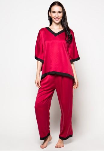 Possession red Possession Evangeline Pajamas 9015 BC3B7AAAD4ECB7GS_1