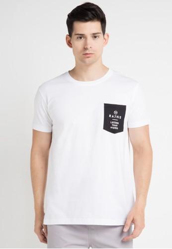 RA Jeans white Black Pocket RA626AA0WE8HID_1
