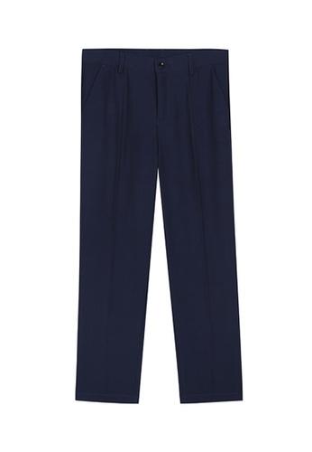 HAPPY FRIDAYS Slim Casuel Suit Pants M8-A-2302 CF7DEAA33F5D97GS_1