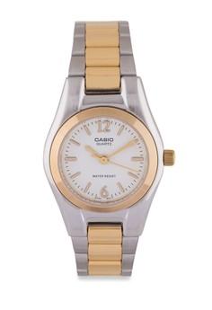 【ZALORA】 Casio LTP-1253SG-7ADF 不銹鋼錶