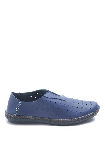 Dr. Kevin blue Dr. Kevin Men Casual Shoes Slip On 13211 - Blue DR982SH66FUFID_1