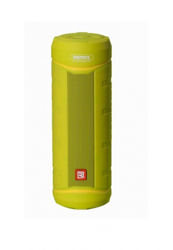 Stylebox yellow Remax RB-M10 Wireless Bluetooth 4.1 Outdoor Speaker Built-in Mic Noise TF Card 06B91ACC3BCC4AGS_1