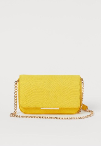 H&M yellow Small Shoulder Bag 9FE0EACCABE496GS_1
