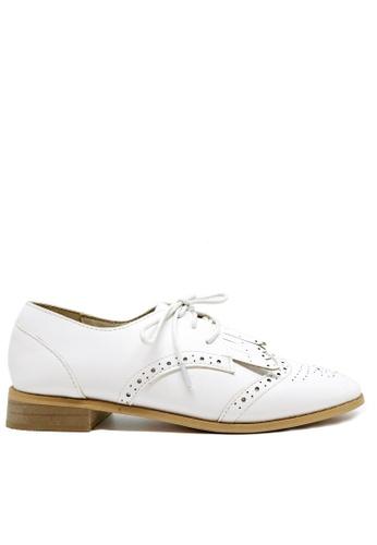 Twenty Eight Shoes white Classic Tassel Oxford  CCF4ESH5287CA7GS_1