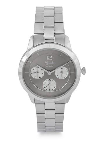Alexandre Christie silver Alexandre Christie Jam Tangan Wanita - Silver Grey - Stainless Steel - 2760 BFBSSGR 91403ACDE1E06DGS_1
