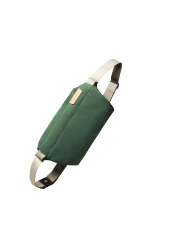 Bellroy green Bellroy Sling Mini - Forest 6F973ACD4FBB7AGS_1