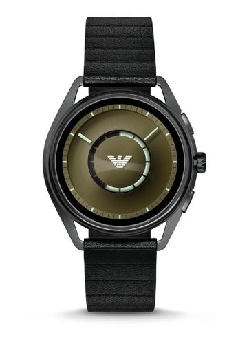 ARMANI black Matteo Touchscreen Smartwatch ART5009 2E726ACE79B0A9GS_1