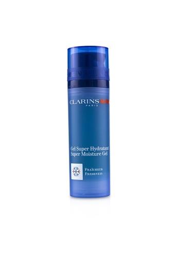 Clarins CLARINS - Men Super Moisture Gel (New Packaging) 50ml/1.7oz 9E8B2BE372F3DAGS_1