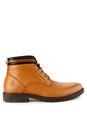 LOIS JEANS multi Casual Leather Boots C463DSHAB1D492GS_1