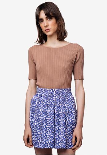 995d61b306cd4c Buy Compania Fantastica Daisy Culotte Shorts