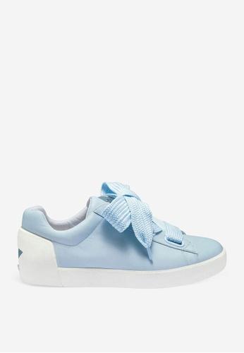 ASH 藍色 Nina - 藍色星形元素運動鞋 777A5SHFF253D0GS_1