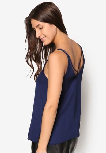 雙肩帶V 領背心、 服飾、 T-shirtTOPSHOP雙肩帶V領背心最新折價