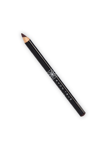 Avon n/a Ultra Luxury Eye Liner 1.14 g Dark Brown AV454BE20ZEDPH_1