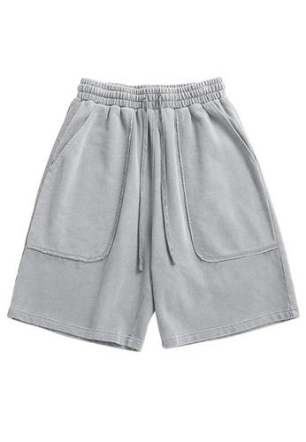 Twenty Eight Shoes Loose Casual Shorts 3662S21 FDEB6AA513247CGS_1