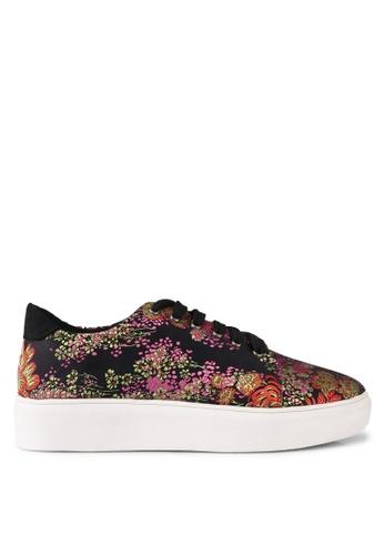 Vero Moda pink and multi Mena Sneaker 2A1FCSH5BF3F54GS_1