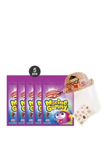 Cerebrofort n/a Paket Cerebrofort Gummy Grape X Big Bear EA7ABES18CDD77GS_1
