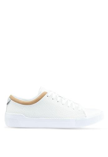 ALDO white Godia Low Lace Sneakers B57FDSHE71AC03GS_1