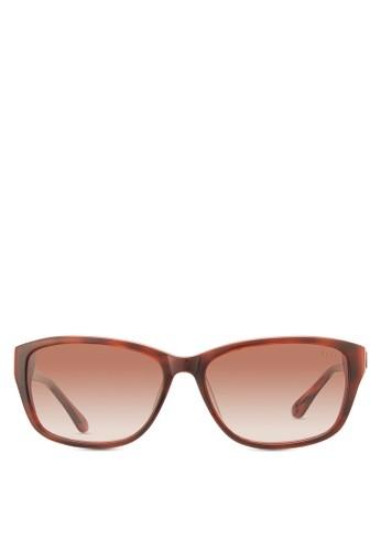 矩形框太陽眼鏡, 飾品配件, 飾品配esprit台灣網頁件