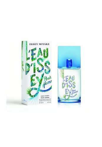 Issey Miyake L'Eau D'Issey Pour Homme EDT 125ml Limited Edition E4171BE584AFAEGS_1