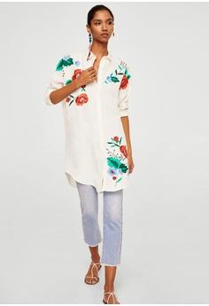Jfashion Korean Style Plain Shirt Long Sleeve Ummi Navy - Daftar ... - women's