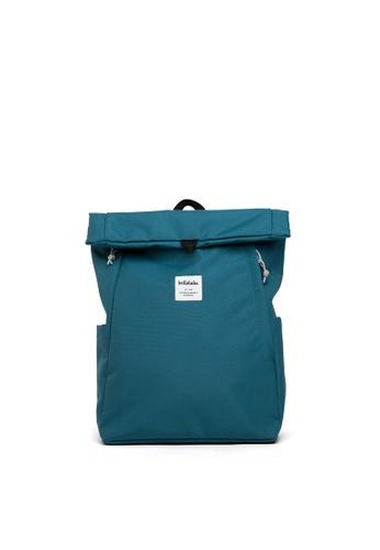 Hellolulu green Mini Tate - All Day Backpack 43E3BAC30D9012GS_1