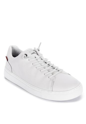 Levi's white Vernon S Sneakers 9C21DSH3617FCCGS_1