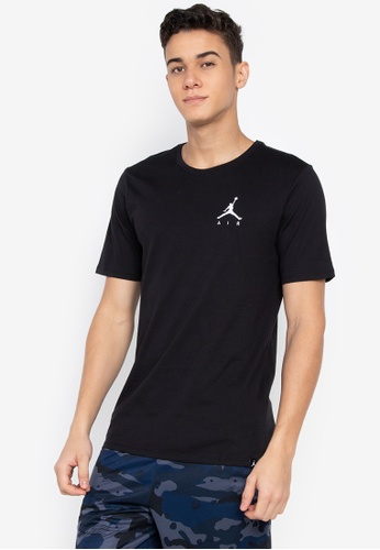93674f444042 Nike black Men s Jordan Sportswear Jumpman Air Embroidered T-Shirt  B4DD9AAFF740A8GS 1